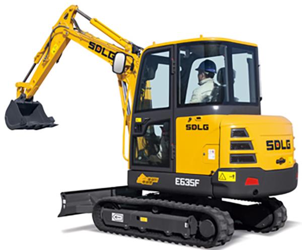 E635F液压挖掘机