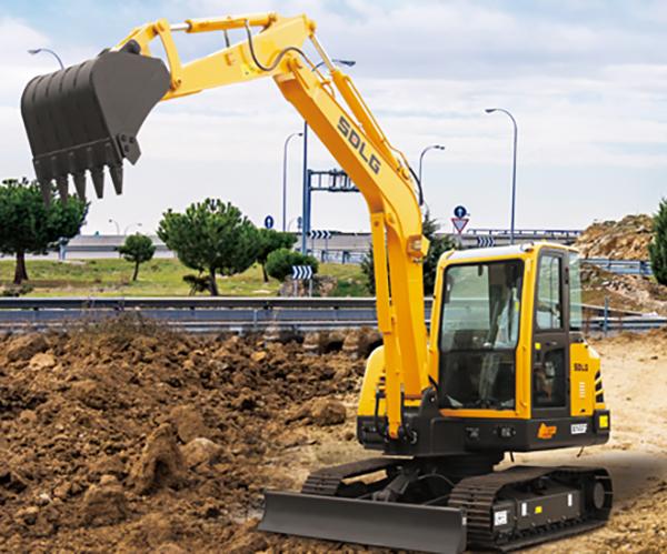 E655F挖掘机