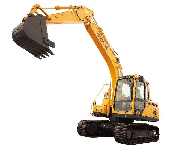 E6125F液压挖掘机