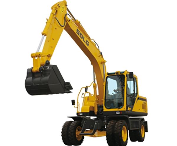 E7150F挖掘机