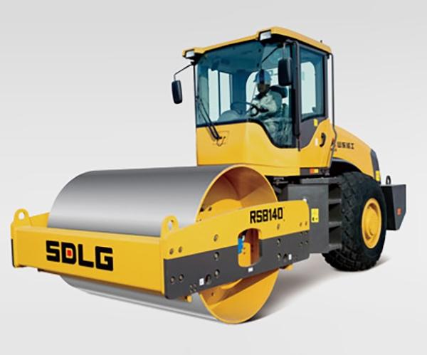 百色RS8140机械式单钢轮振动压路机
