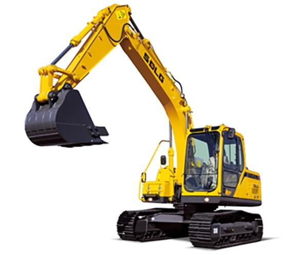 E6135F挖掘机