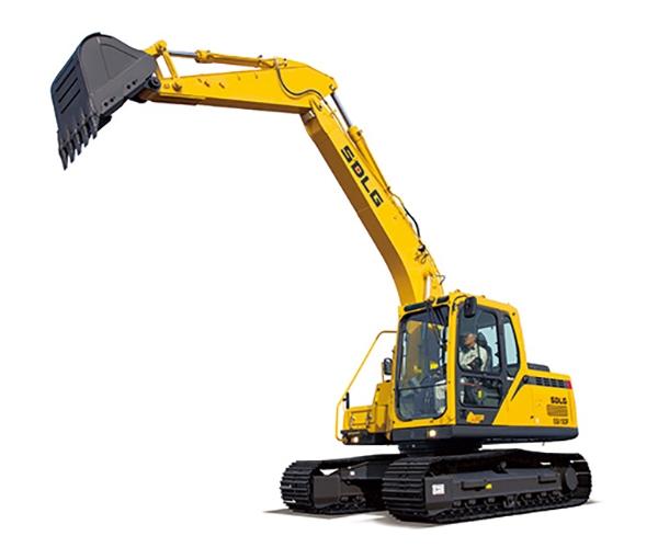 E6150F挖掘机