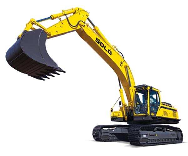 E6400F挖掘机