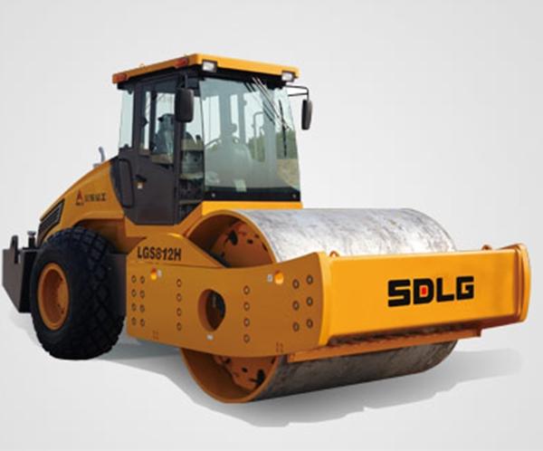 百色RS8200机械单驱单钢轮压路机