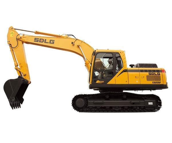 E6205F挖掘机
