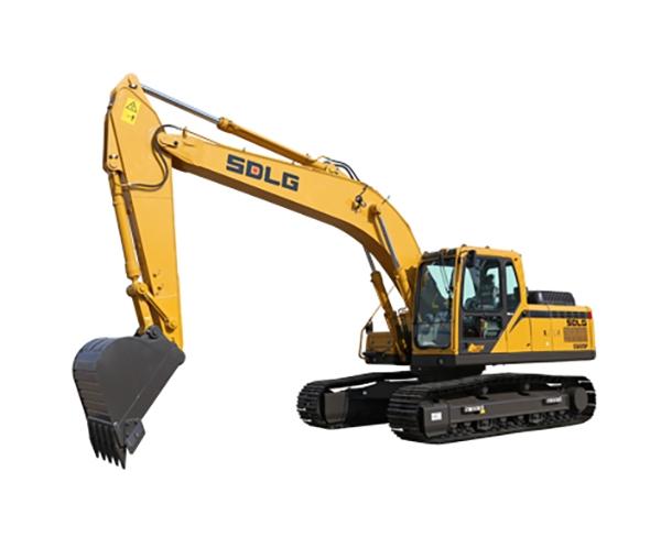 E6225F挖掘机